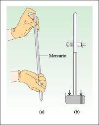barometro de mercurio