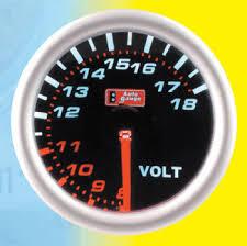 auto gauge smoke