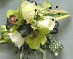 prom flowers corsage