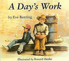 a days work by eve bunting