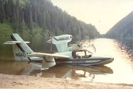 lake airplanes