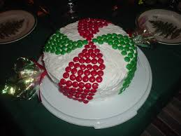 peppermint candy cake