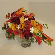 fall wedding bouquets photos