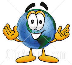 clipart of world