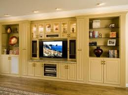 custom built entertainment centers