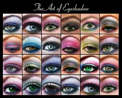 eyeshadow art