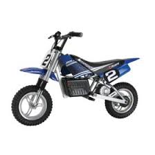 electric razor dirt bikes