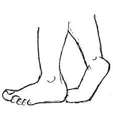 free clipart feet