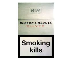 benson hedges silver