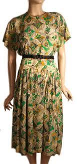dresses 1940s