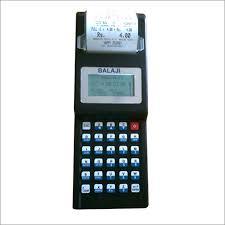electronic ticketing machine