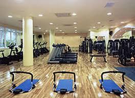 hotels gym
