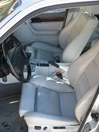 e34 seat