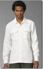 men linen