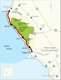 highway 1 map