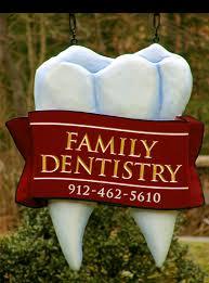 dental office sign