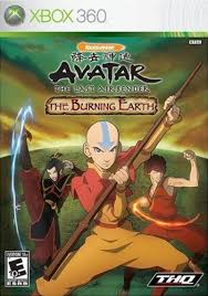 avatar the last airbender game cube