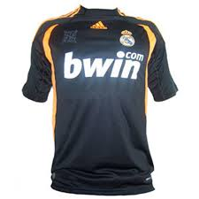 equipacion real madrid 2009