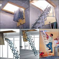 ceiling ladder