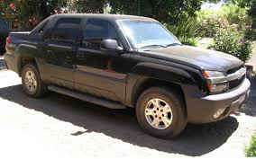 chevy avalanche pictures