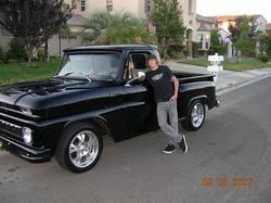 1966 chevrolet pick up
