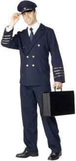 pilots costumes