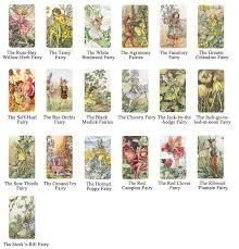 flower fairies books