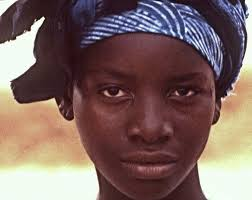 african girl pictures