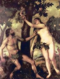 adam and eve and the serpent