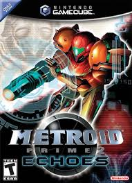 metroid prime 2 gamecube