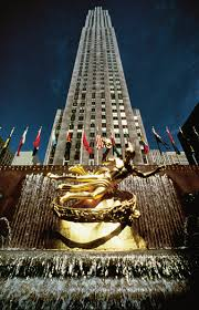 Let Rockefeller Center Office