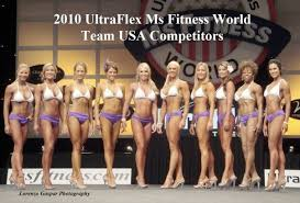 ms fitness world 2009
