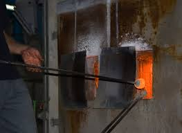 glass furnaces