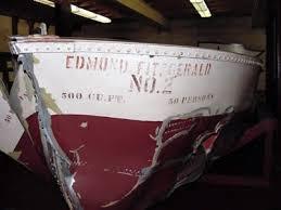 Edmund Fitzgerald Lifeboat #2