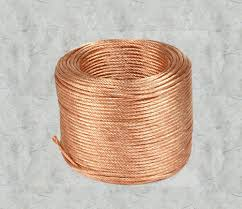 stranded copper wire