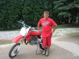 honda 85cc dirt bike