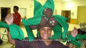 coconut costume