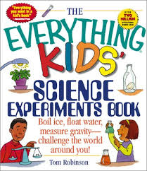 kids science book
