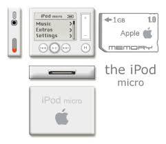 micro ipod