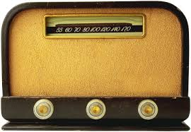 pictures of antique radios