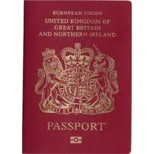 british passport numbers