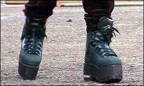 anti mine boots