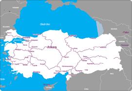 raileurope map