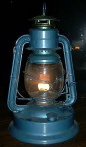 kerosene lights