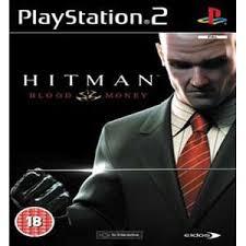 hitman ps2 games