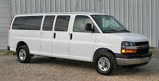 chevy 15 passenger van