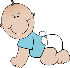 animated baby clipart