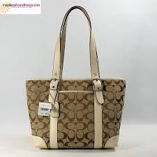 brown coach bags