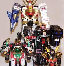 bandai power rangers