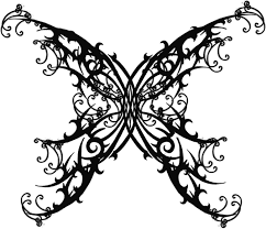 gothic style tattoos